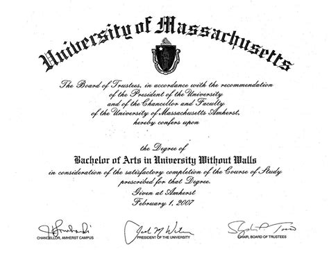 university graduation certificate template best and