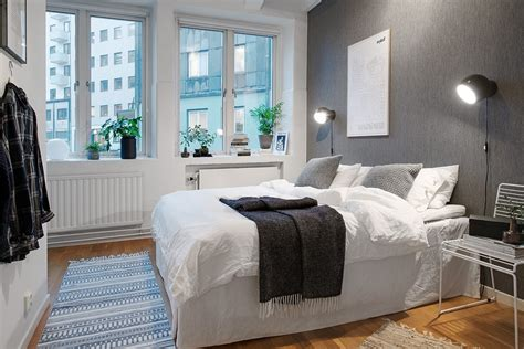 decorated bedrooms bedroom design in scandinavian style