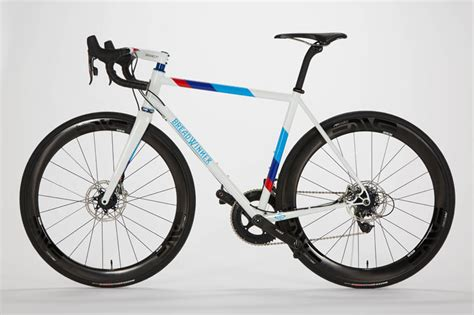 bmw road bicycle breadwinner disc road bike races in with bmw gt