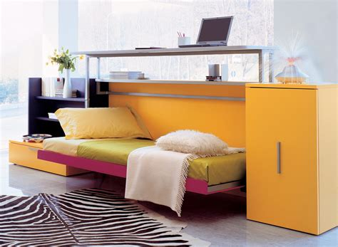 space saving desk bed cabrio in twin size wall bed desk space saving bed