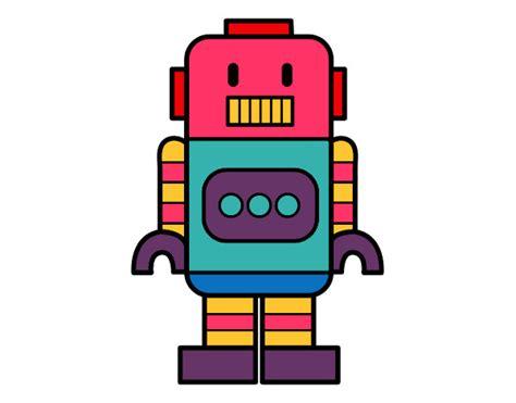imagenes de goku robot dibujo de robot alto pintado por sofiisi en dibujos net el