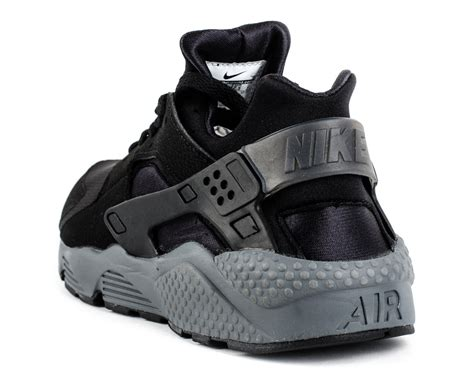 nike air huarache black grey sbd