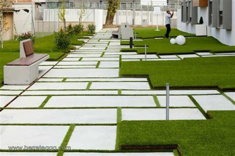 Garten Und Landschaftsbau Zement by 1001 Beispiele F 252 R Moderne Gartengestaltung