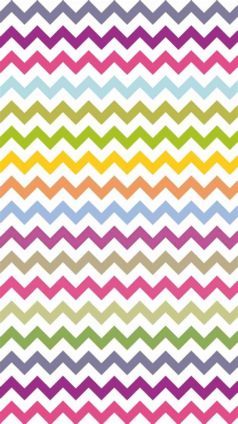 colorful zig zag wallpaper bright colors zigzag and chevron iphone 6 plus wallpaper