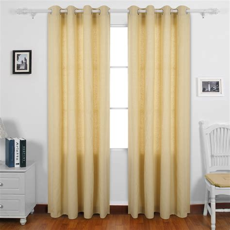 cotton grommet curtains save 28 deconovo grommet curtains recycled cotton