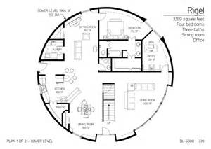 monolithic dome home floor plans gallery floor plan dl 5008 monolithic dome institute