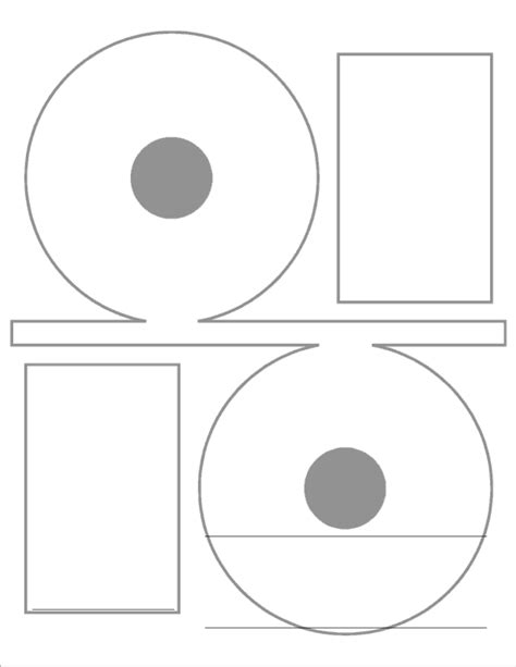 free cd label templates cd label template for free formtemplate