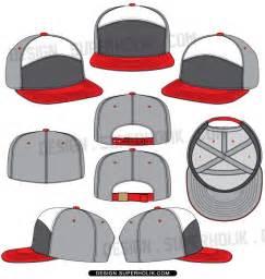 hat design template 6 panel cap vector template http design superholik