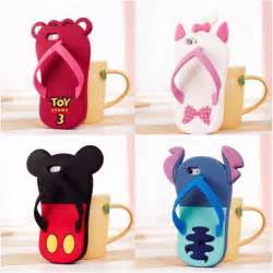 disney cute silicone case for iphone 5 5s 5c