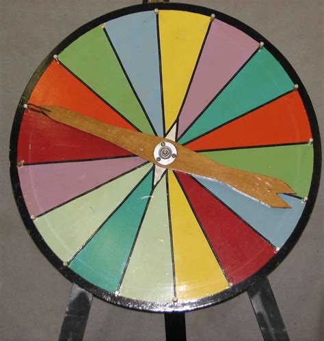 Carnival Games How To Make A Wheel Of Fortune On Powerpoint