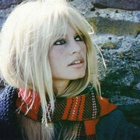 Bridget Bardot Hairstyles by My Hair Crush Brigitte Bardot Layered