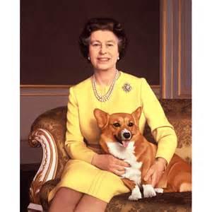 Queen Elizabeth Dogs follow the piper queen elizabeth and her corgis