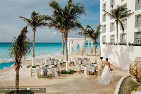 Destination Weddings: Le Blanc Spa Resort, Cancun