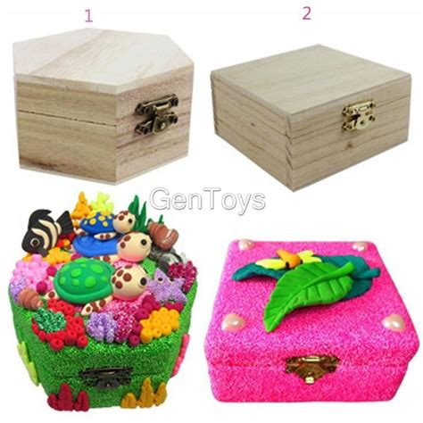 Decorating Ideas For Jewelry Boxes 17 Best Ideas About Wooden Jewelry Boxes On