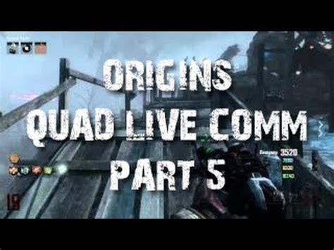 Black Ops 5 11 black ops 2 origins live comm 5 11