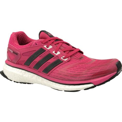 adidas s energy boost running shoes size 8 pink