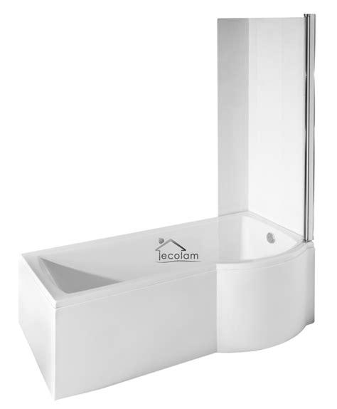 Badewanne 70 Cm Breit by Badewanne Badewannenabtrennung Dusche Eckig Rechteck 150
