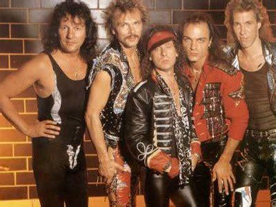 Kaos Scorpions Band grup band scorpions bubar sekedar tahu