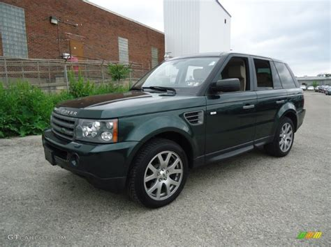 green range rover 2009 galway green land rover range rover sport hse