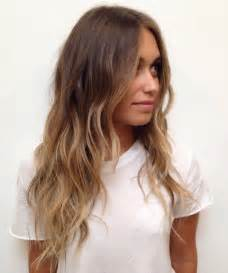 Ombre Light Brown Hair 25 Best Light Brown Ombre Ideas On Pinterest Light