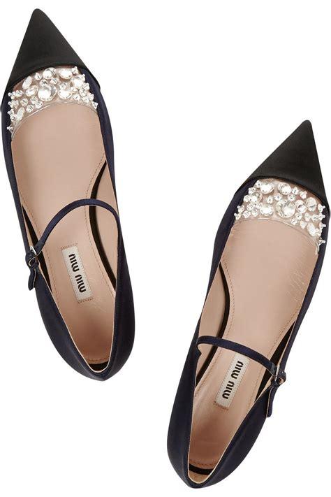 so flats shoes miu miu flat shoes 2014 www pixshark images