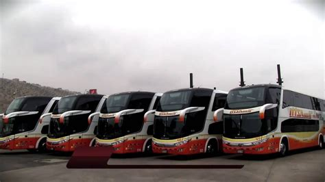 ittsa amplia su flota de buses  volvo peru youtube