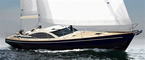 bluewater boat owners discovery yachts unveil stunning new 57ft blue water yacht