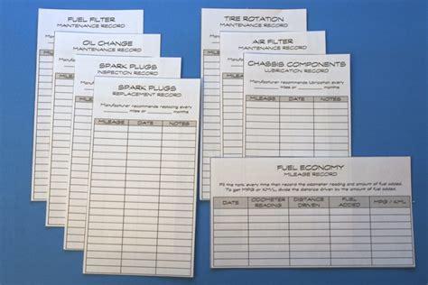Auto Maintenance Schedule Spreadsheet by Auto Maintenance Schedule Spreadsheet Yaruki Up Info