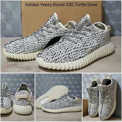 Sepatu Kets Replika Adidas Bunga 30 jual sepatu adidas yeezy boost 350 turtle dove sepatu