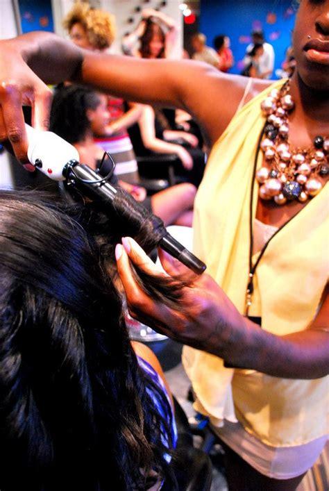 best hari stylists in dc parlour salon dc curls understood