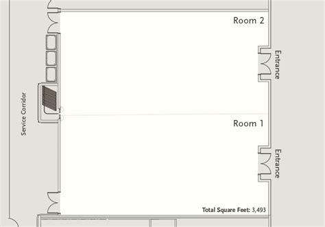 room floor plan template kahtnu floor plans anchorage convention centers