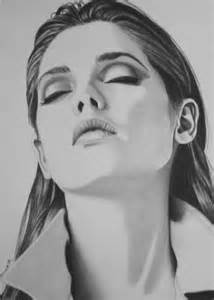 Portrait Drawers by Actresses Edith Parra Exceptional Portrait Artist