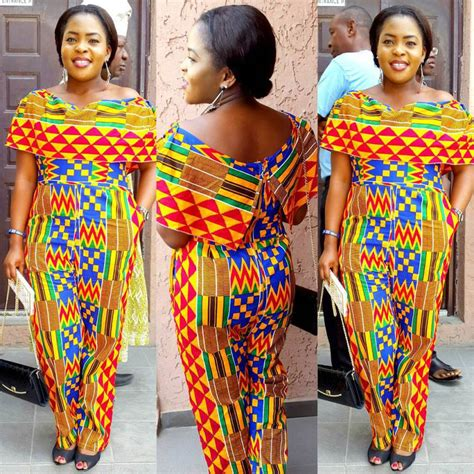 kente styles for women fashiom has taken kente styles to a very trendy level