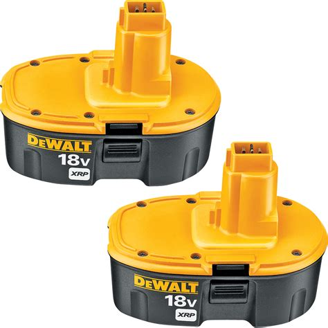 amazon xrp free shipping dewalt 18v xrp battery combo pack model