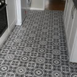 Patterned Vinyl Flooring   Stylish and contemporary vinyl