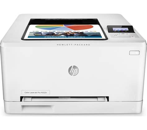 Printer Laser Photo hp colour laserjet pro m252n laser printer deals pc world