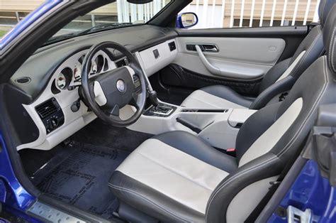 Mercedes Slk 230 Interior by 1999 Mercedes Slk230 Convertible 125770