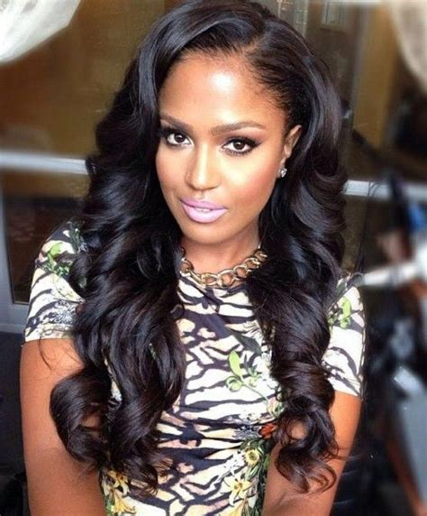 best weave hair for african americans 15 photo of african american long hairstyles with bangs