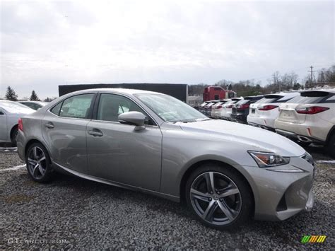 lexus atomic silver paint code 2017 atomic silver lexus is 300 awd 118653343 photo 4