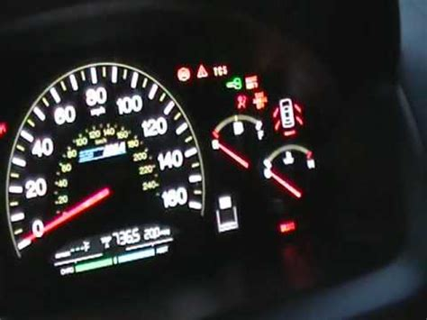 2003 honda accord airbag light recall airbag abs srs light diagnose without a scanner air bag