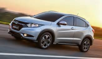 Hr V Honda The Motoring World The New Honda Hr V Set To Be Amongst