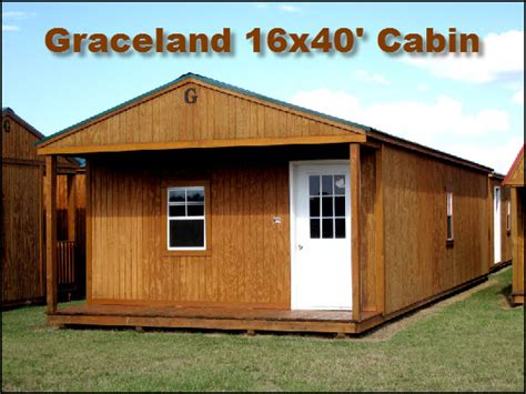 16x40 graceland portable buildings price Quotes