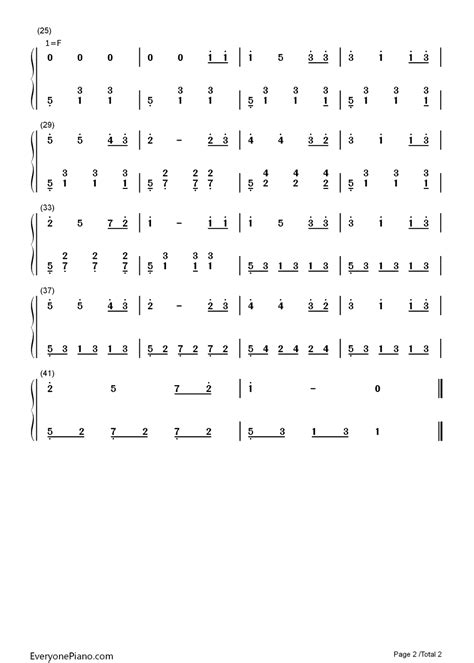 new year song pdf 新年好 兒歌雙手簡譜預覽2 鋼琴譜檔 五線譜 雙手簡譜 數位譜 midi pdf 免費下載