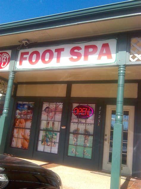 San Antonio Detox Spa by Wz Foot Spa San Antonio Tx United States