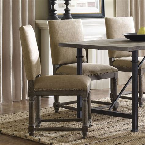 Dining Chair Deals Renate Linen Dining Chairs Set Of 2 Great Deals Dining Chair Set And Shopping