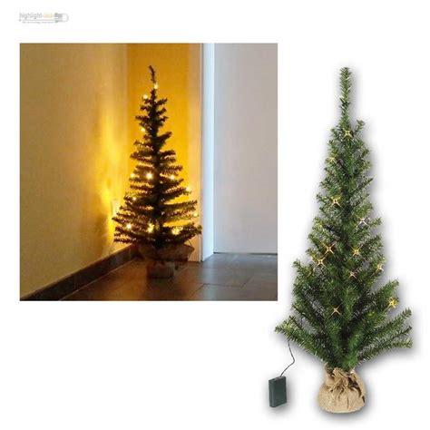 Weihnachtsdeko Fenster Mit Batterie Und Timer by Led Weihnachtsbaum Toppy Mit Beleuchtung Timer