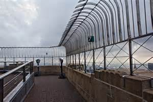 empire state building observation deck empire state building observatory deck new york city