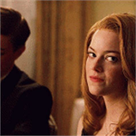 emma stone game of thrones you think you fancy reaction gifs
