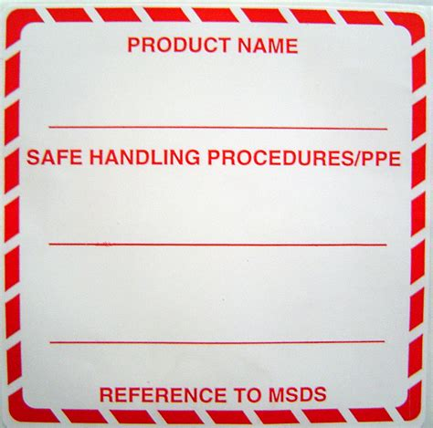 whmis labels template printable whmis workplace label template go