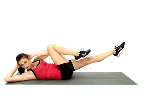 exercises for abdominal external oblique livestrong